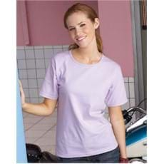 Anvil LADIES' Scoop Neck Tee