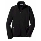 Port Authority LADIES' Pique Fleece Jacket