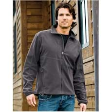 Tri-Mountain Vista Recycled Micro Fleece Jacket