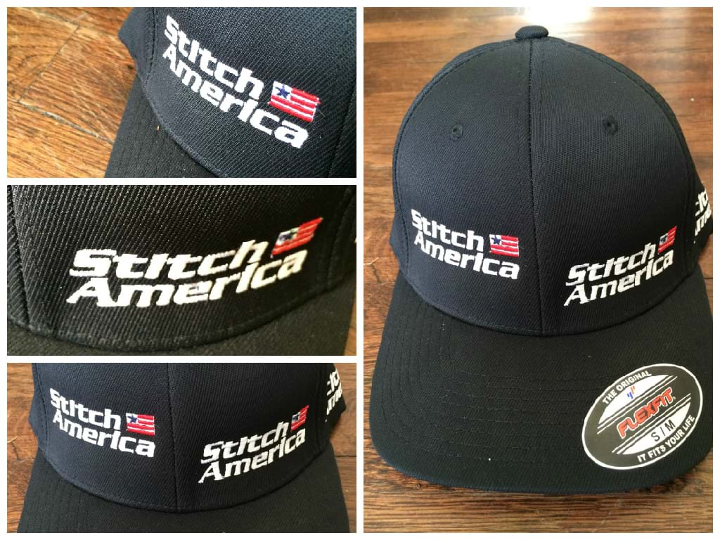 Embroidered Headwear Sizing and Placement | Stitch America