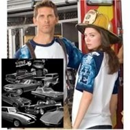 Everyday Life | Everyday Life CARS/CHEVY Theme Raglan Jersey