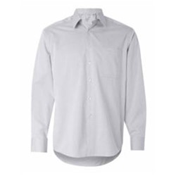 Calvin Klein Micro Herringbone Dress Shirt