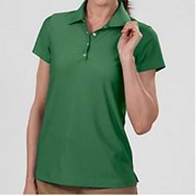 IZOD LADIES' Performance Polyester Pique Polo