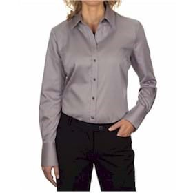Calvin Klein LADIES' Non Iron Dobby Shirt