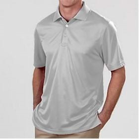 IZOD Performance Polyester Solid Dobby Polo