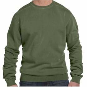 Authentic Pigment Pigment-Dyed Crew Neck