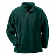 North End | North End Solid Polyester Fleece Half Zip