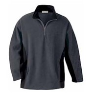 North End | North End Color Block Polyester Fleece Half Zip