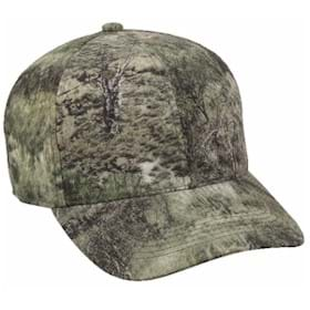 Outdoor Cap Six-Panel Camo Cap