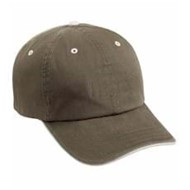Page & Tuttle | Page & Tuttle Washed Twill Cap w/ Half Roll Bill