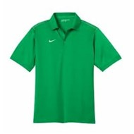 Nike | NIKE Golf Dri-Fit Sport Swoosh Pique Polo
