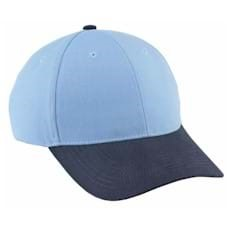 North End Deluxe Heavy Brushed Twill Cap