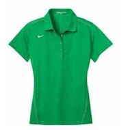 Nike | NIKE Golf LADIES' Dri-Fit Sport Swoosh Pique Polo