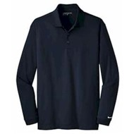 Nike | NIKE Golf Long Sleeve Dri-Fit Stretch Tech Polo