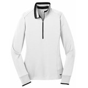 NIKE Golf LADIES' Dri-FIT 1/2 Zip Cover-Up
