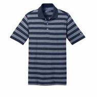 Nike | NIKE Golf Dri-Fit Tech Stripe Polo