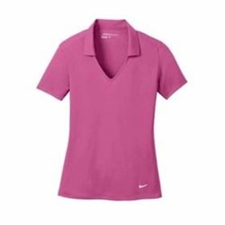 Nike | NIKE Golf LADIES' Dri-Fit Vertical Mesh Polo