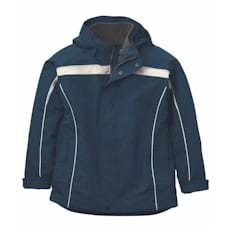 North End | NE YOUTH 3-in-1 Jacket w/ Detachable Jacket Liner