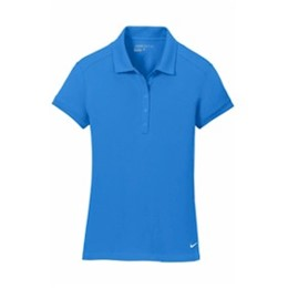 Nike | NIKE LADIES' Dri-Fit Pique Modern Fit Polo