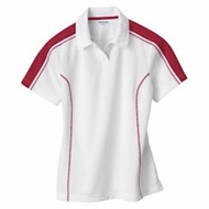 EXTREME | EXTREME LADIES' Eperformance Pique Colorblock Polo