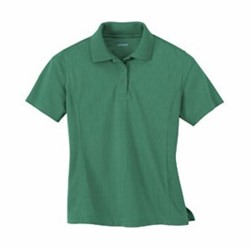 EXTREME LADIES' Eperformance Jacquard Pique Polo