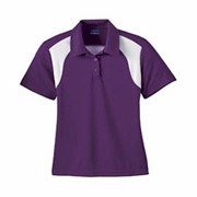 EXTREME LADIES' Eperformance Colorblock Polo