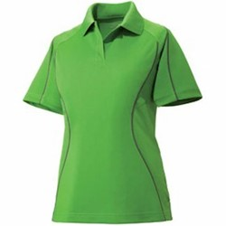 EXTREME LADIES' Velocity Colorblock Polo