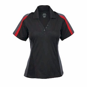 EXTREME LADIES' Strike Colorblock Polo