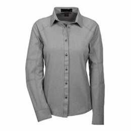 North End | North End LADIES' Two-Tone Performance Shirt