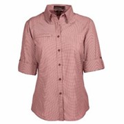 North End LADIES' Textured Performance Shirt