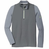 Nike | NIKE Golf Dri-FIT Stretch 1/2-Zip Cover-Up