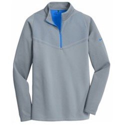 NIKE Golf Therma-FIT Hypervis 1/2-Zip Cover Up