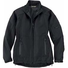 North End LADIES' Mid Length Soft Shell Jacket