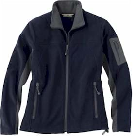 North End LADIES' Full Zip Microfleece Jacket
