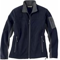 North End | LADIES' Full Zip Microfleece Jacket