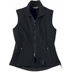 North End | LADIES' Soft Shell Performance Vest