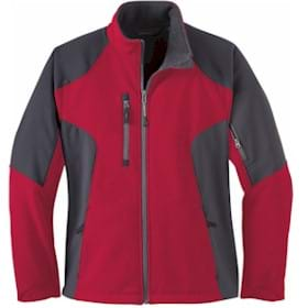 North End LADIES' Color-Block Soft Shell Jacket