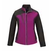 North End LADIES' Color-Block Soft Shell