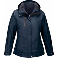 North End | North End LADIES' Caprice 3-in-1 Jacket