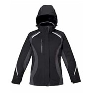 North End | North End LADIES' 3-in-1 Jacket w/ Insulated Liner