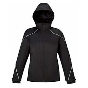 North End LADIES' 3-in-1 Jacket w/ Fleece Liner