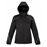 North End | North End LADIES' 3-in-1 Jacket w/ Fleece Liner