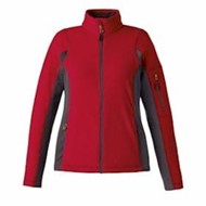 North End | North End LADIES' Generate Textured Fleece Jacket