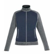 North End | North End LADIES' Victory Hybrid Fleece Jacket