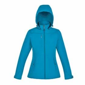 North End LADIES' 3-Layer Soft Shell Jacket