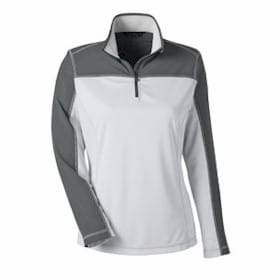 North End LADIES' Excursion Performance Half Zip