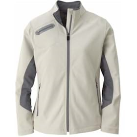 North End LADIES 3-Layer Soft Shell Jacket