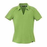 North End | North End LADIES' Recycled Polyester Pique Polo