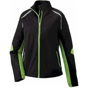 North End LADIE'S Dynamo Soft Shell Jacket