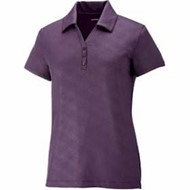 North End | North End MAZE LADIES' Embossed Print Polo
